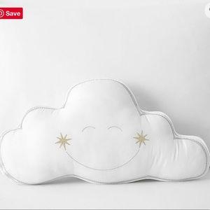 Pottery Barn Kids Cloud Pillow